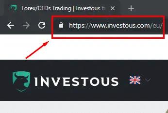 sito di investous è sicuro