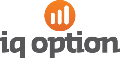 logo del broker iq option piattaforma di trading