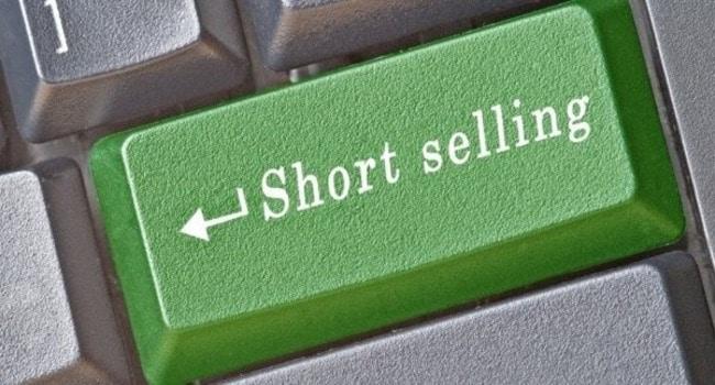 vendita allo scoperto vantaggi del trading online