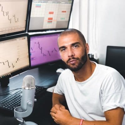 la vita da forex trader di Anduino Schenato