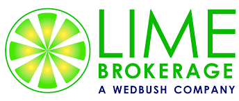 Logo di lime brokerage