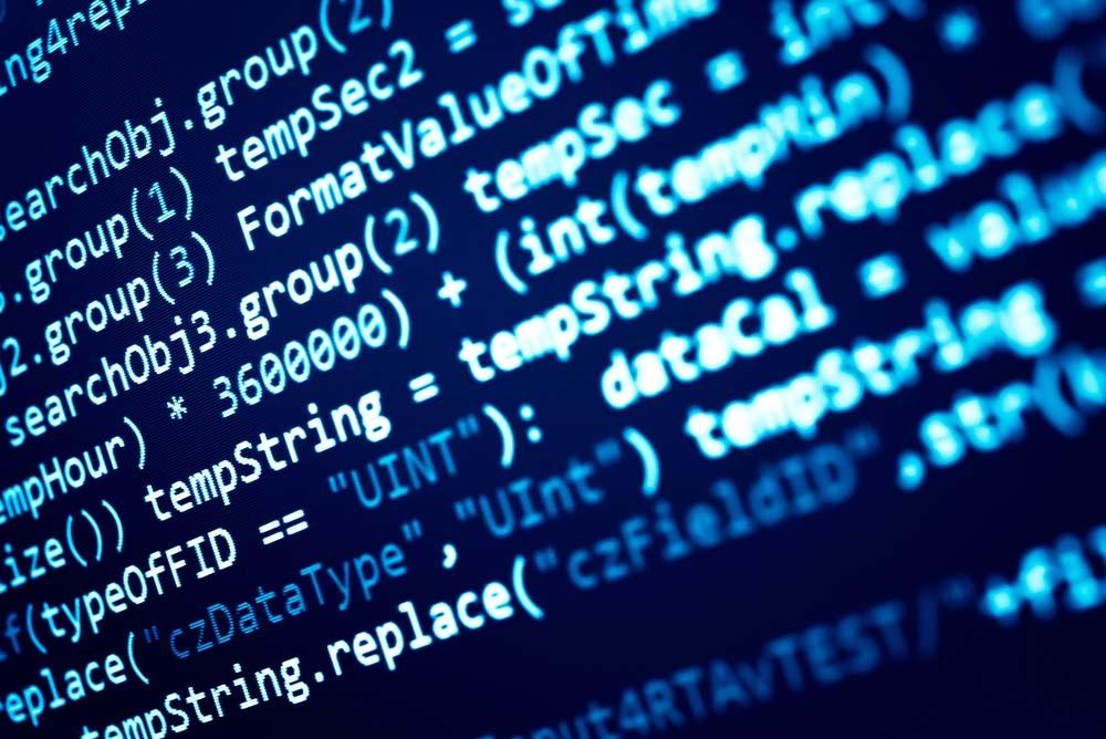 Struttura di un algoritmo di trading e linee di codice