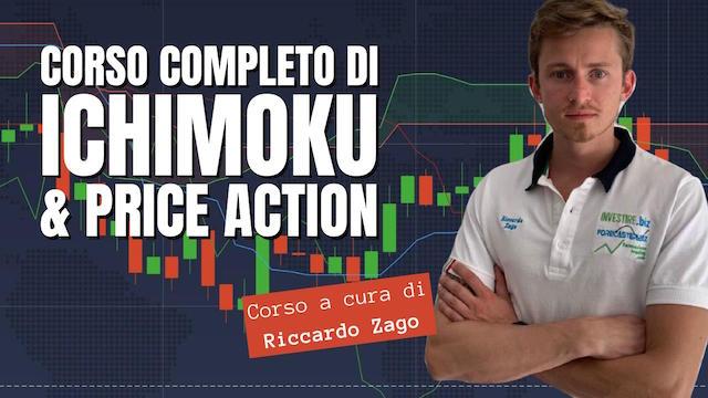 Ichimoku&Price Action corso di trading a pagamento